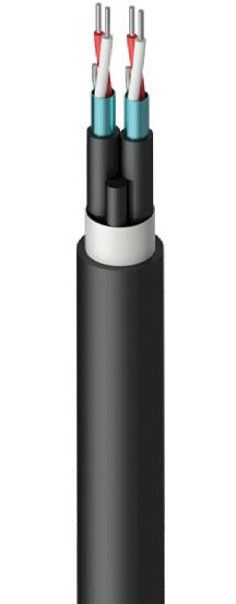 Cable Señal balanceada Famoflex